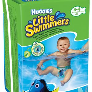 Huggies Little Swimmers S (7-12kg)