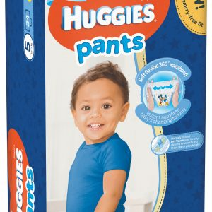 Huggies Pants-chilotei de unica folosinta nr.5