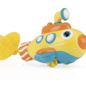 Nuby- Micul Submarin 6+ Yellow