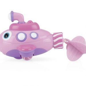 Nuby- Micul Submarin 6+ Pink